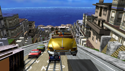 Crazy Taxi: Fare Wars coming to pick PSP up