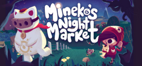 Mineko's Night Market cuddles up to your Switch in early 2019