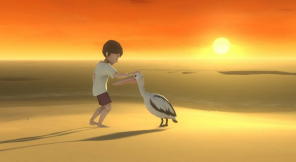 Playful exploration game Storm Boy whirls onto mobile next month