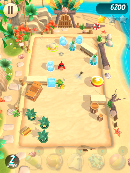 [Update] Rovio's take on pinball and movie tie-in, Angry Birds ACTION!, is out now