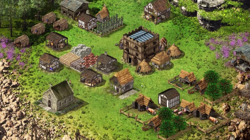 Gamescom 2016 - Stronghold Kingdoms finally coming to mobile soon