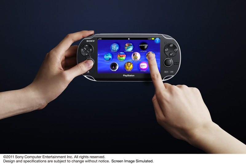 PS Vita goes up against 3DS and PSP in battle of the batteries
