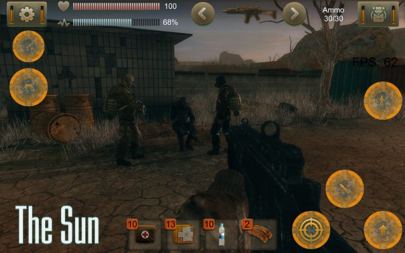Post-apocalyptic RPG The Sun looks to be an incredible, if not slightly complicated, survival game