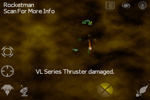 Wisp Games on bringing space trader/shooter Flatspace to iPhone