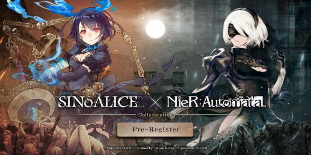 SINoALICE : l'événement en collaboration avec NieR : Automata est lancé