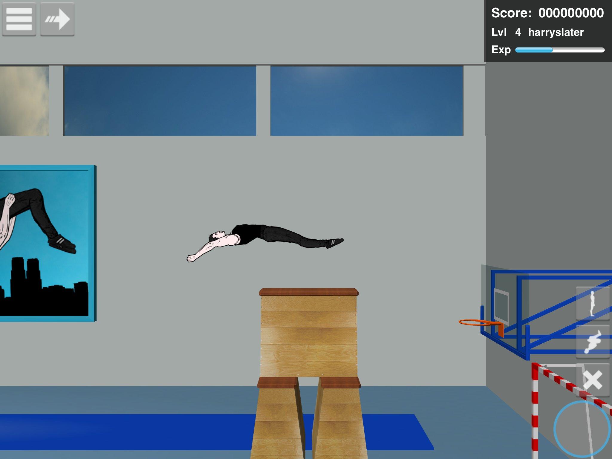 backflip games