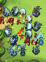 iPhone favourite Fieldrunners now on mobile phones