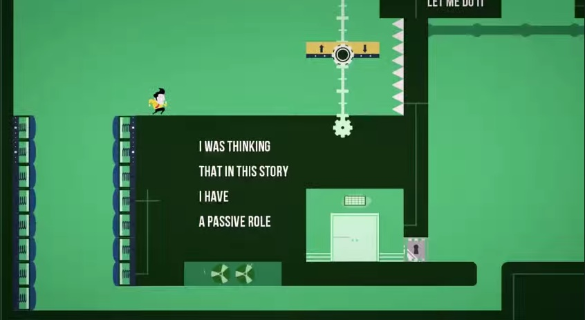 Klaus is a puzzle platformer with an identity crisis, coming to PS Vita