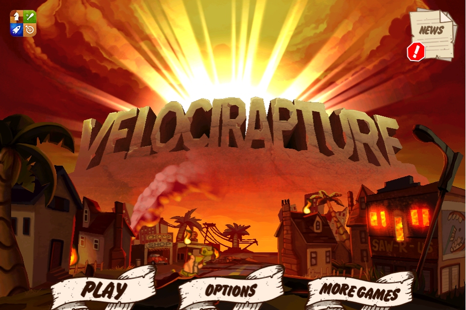 Adult Swim flicking dinosaur-based title Velocirapture onto iOS tomorrow