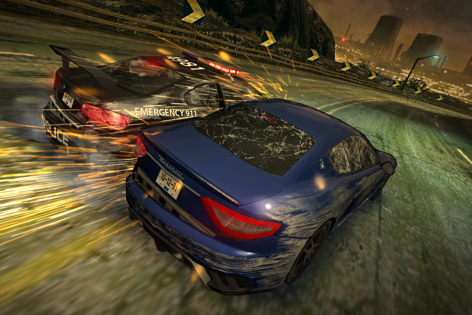 Hands-on with Need For Speed: Most Wanted