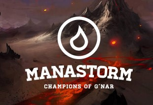 Manastorm: Champions of G'nar is practically the VR version of Magic: The Gathering