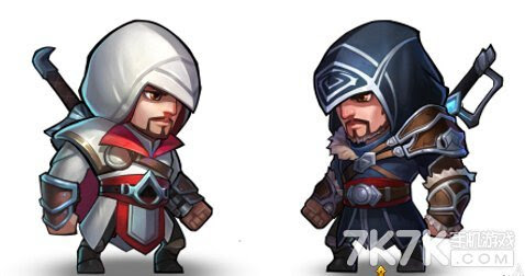 Ezio Auditore joins Soul Hunters as a playable character