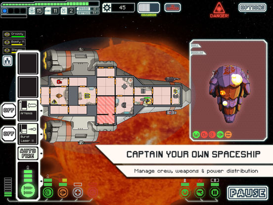 Gold Award-winning FTL: Faster Than Light has dropped to its lowest price on iPad yet
