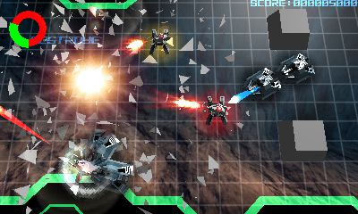 Ikaruga creator's 3DS shooter Kokuga translated to English and rated in Germany