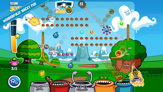 Papa Pear Saga is Candy Crush dev's answer to Peggle, coming to iOS and Android soon