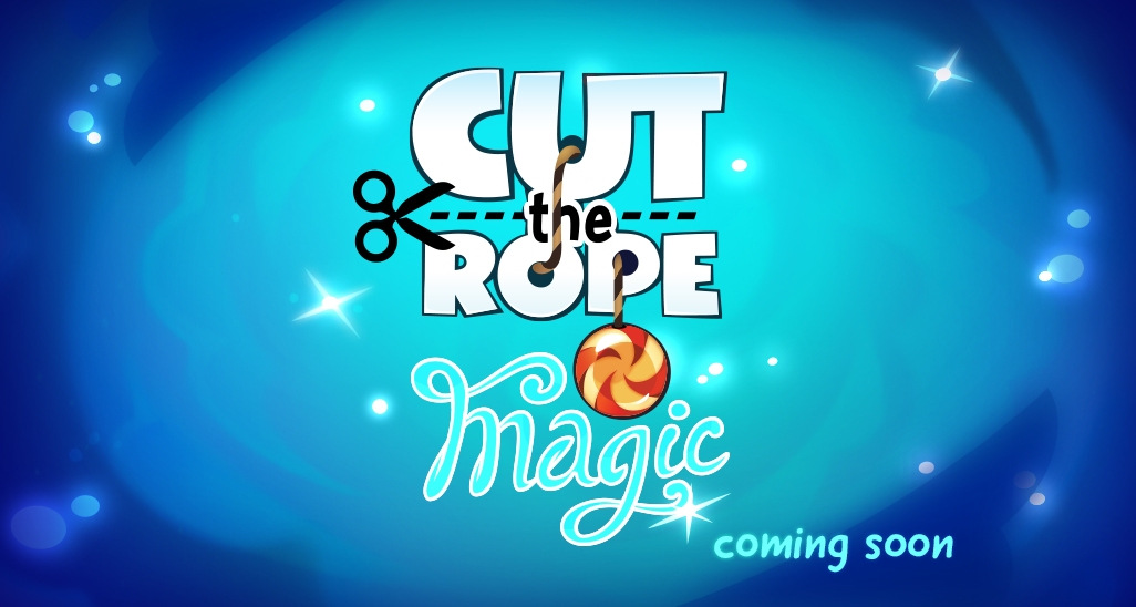 Cut the Rope: Magic has been announced to celebrate the series's fifth birthday
