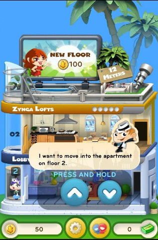 Tiny Tower developer goes on the offensive over Zynga's new iOS freemium tower-building game Dream Heights