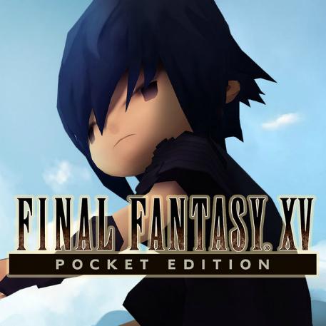 Final Fantasy XV Pocket Edition iPhone,iPad, screenshot