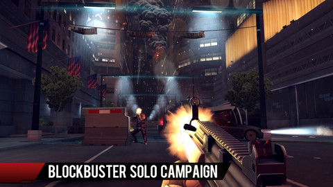 Gameloft FPS Modern Combat 4: Zero Hour will hit the iOS App Store at midnight