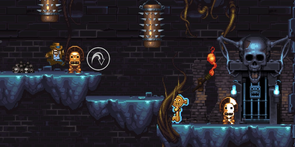 "Alabama Bones review - ""An auto-running platformer with a pretty high IQ"""