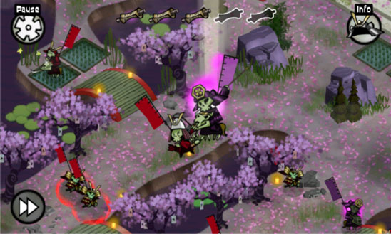 Cross-platform strategy game Skulls of the Shogun goes live on Windows Phone and Surface