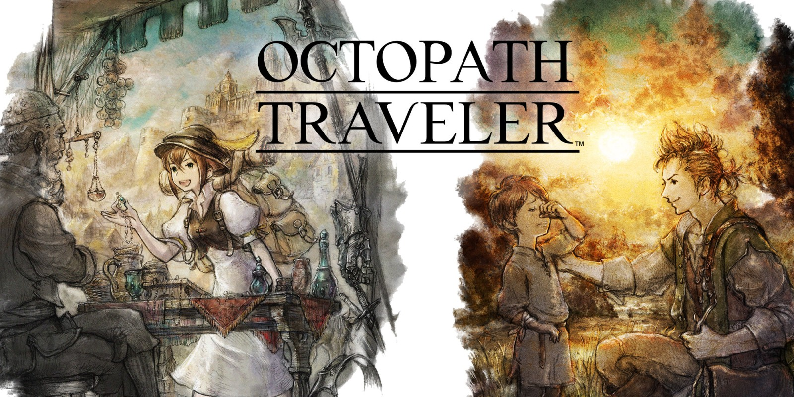 Square Enix definitely wants to make more games like Octopath Traveler