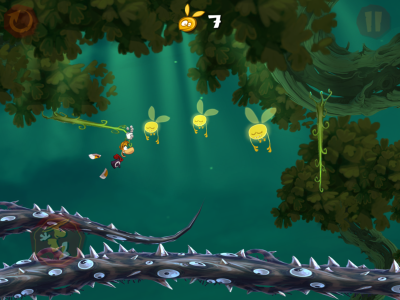 Rayman Jungle Run won't race onto Android until next week