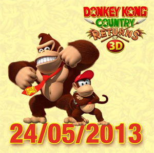 Donkey Kong Country Returns 3D icon