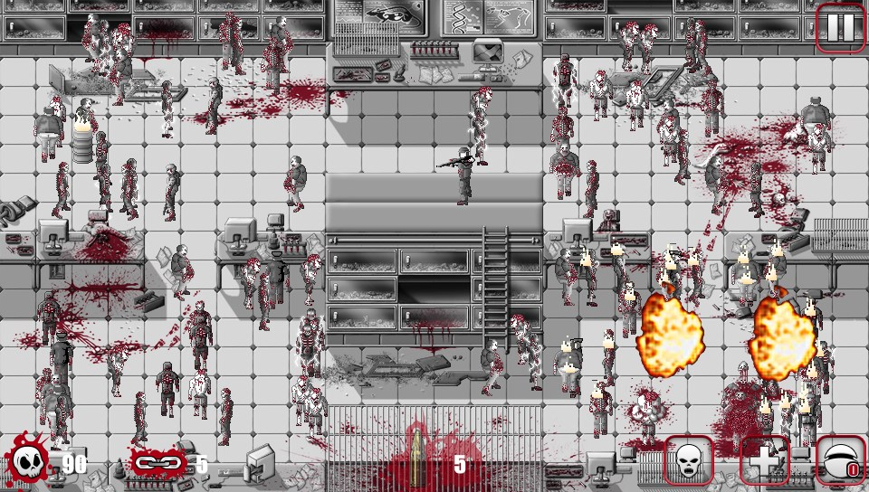OMG HD Zombies! icon