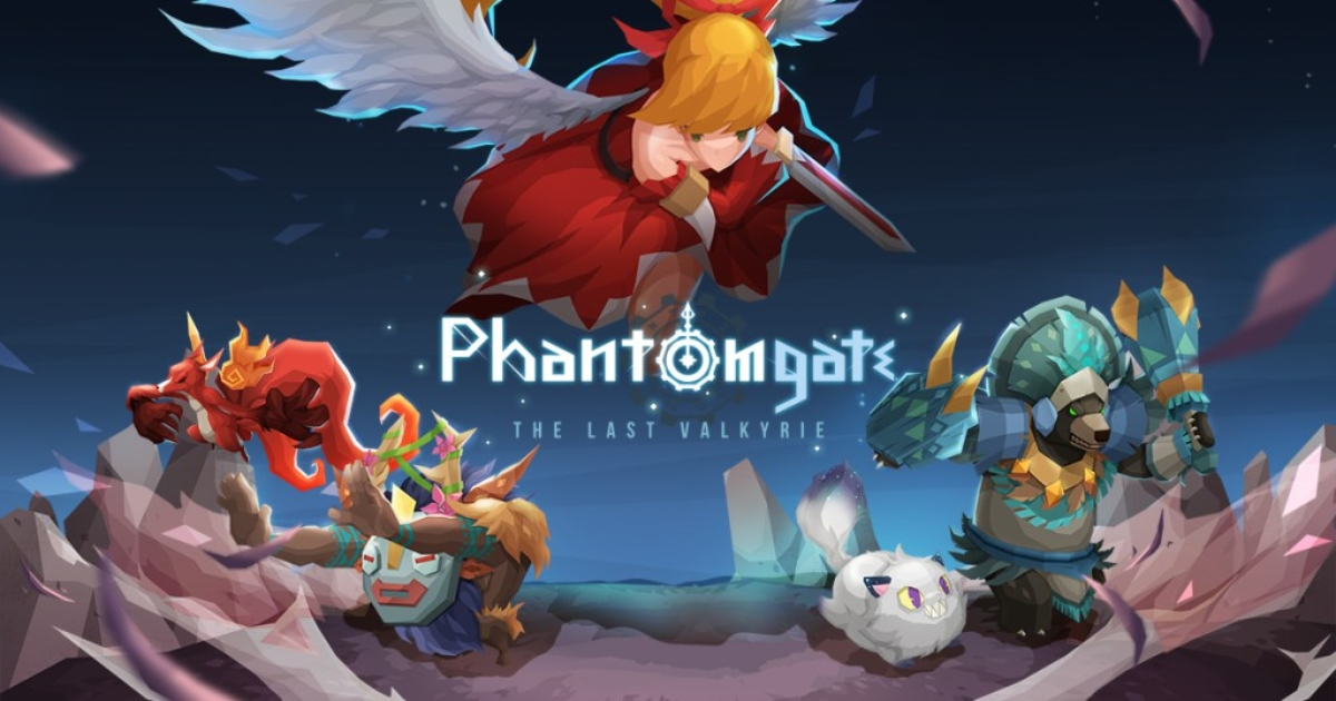 Norse mythology-inspired RPG Phantomgate: The Last Valkyrie lands on mobile