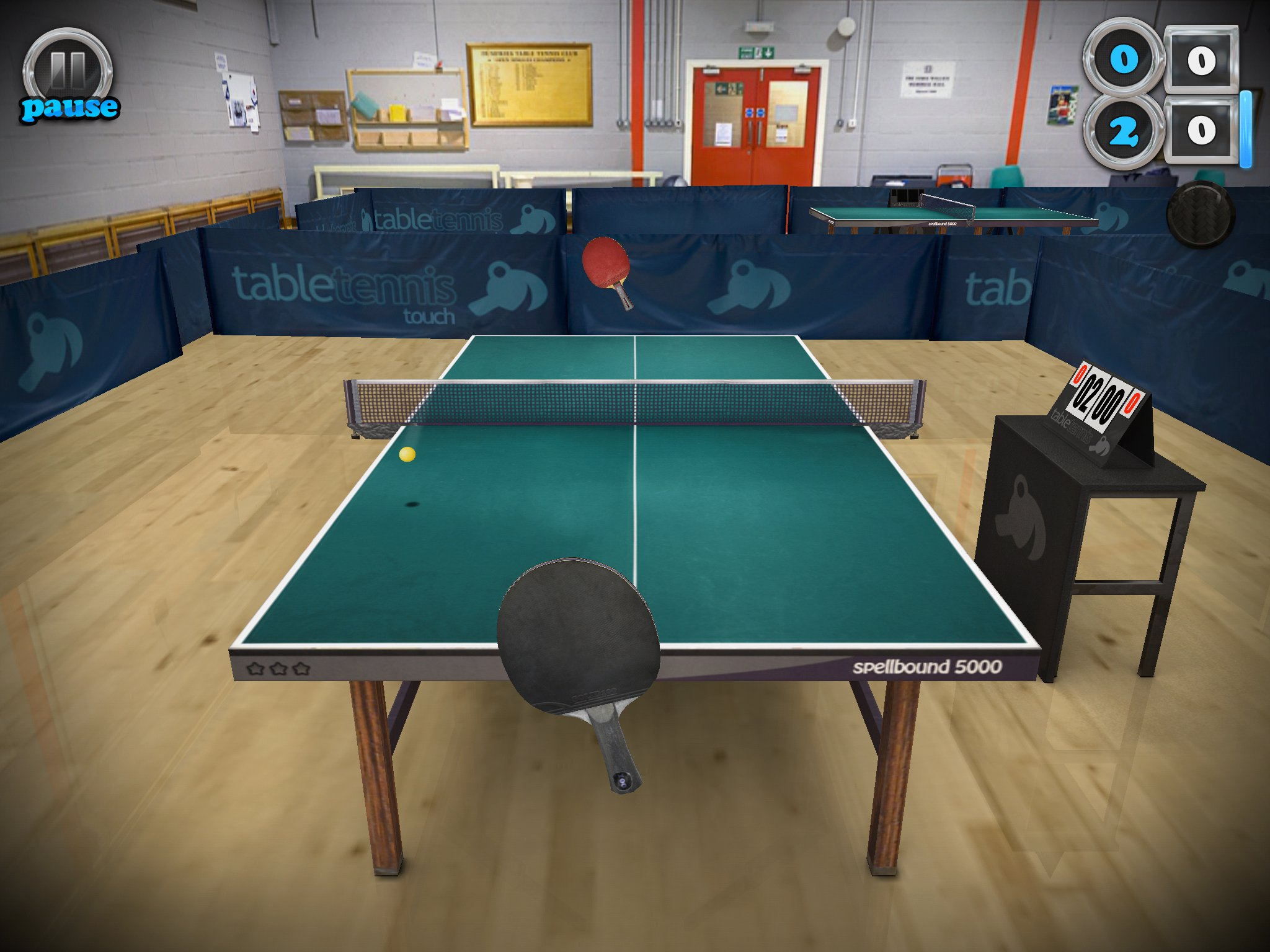 Table Tennis Touch: Three things to know about this Ping Pong extravaganza