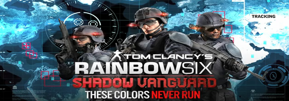Gameloft's Rainbow Six: Shadow Vanguard coming to Android this week, Xperia Play-exclusive for a month