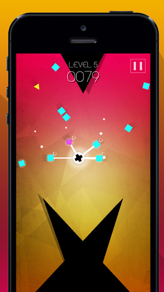 Out at midnight: Absorption is a fresh arcade survival game about keeping your enemies close