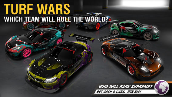 Win cars from real-world racers in multiplayer drag racer Racing Rivals