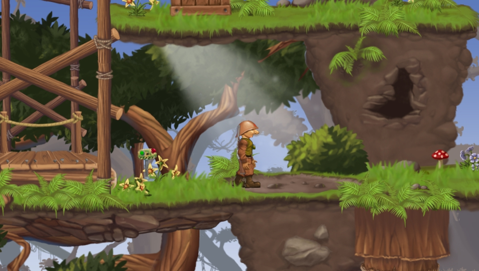 Bronze Award-winning PS Vita puzzle-platformer A-Men to get retail release in Europe and US