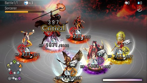 Free-to-play location-based RPG Destiny of Spirits is coming to the Vita this month