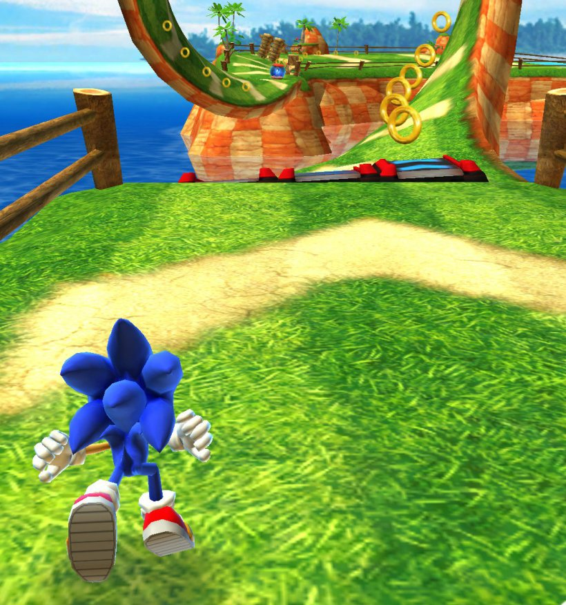 [Update] Faster than a speeding bullet? Prove it in Sonic Dash and win big with Pocket Gamer