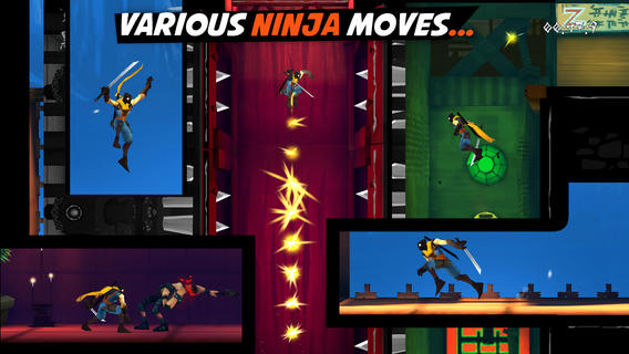 Out at midnight: Shadow Blade is a twitchy ninja game for speedrunners
