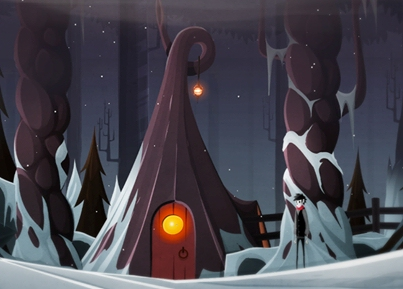 Pinstripe is a haunting forthcoming adventure game about a dead man searching for his wife