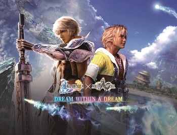 Mobius Final Fantasy is paying homage to Final Fantasy X in new collab