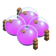 Elixir Storage - Clash of Clans building breakdown