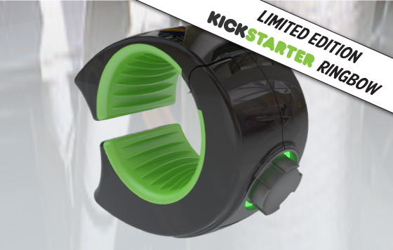 Wearable gaming peripheral designed for touch-enabled devices appears on Kickstarter