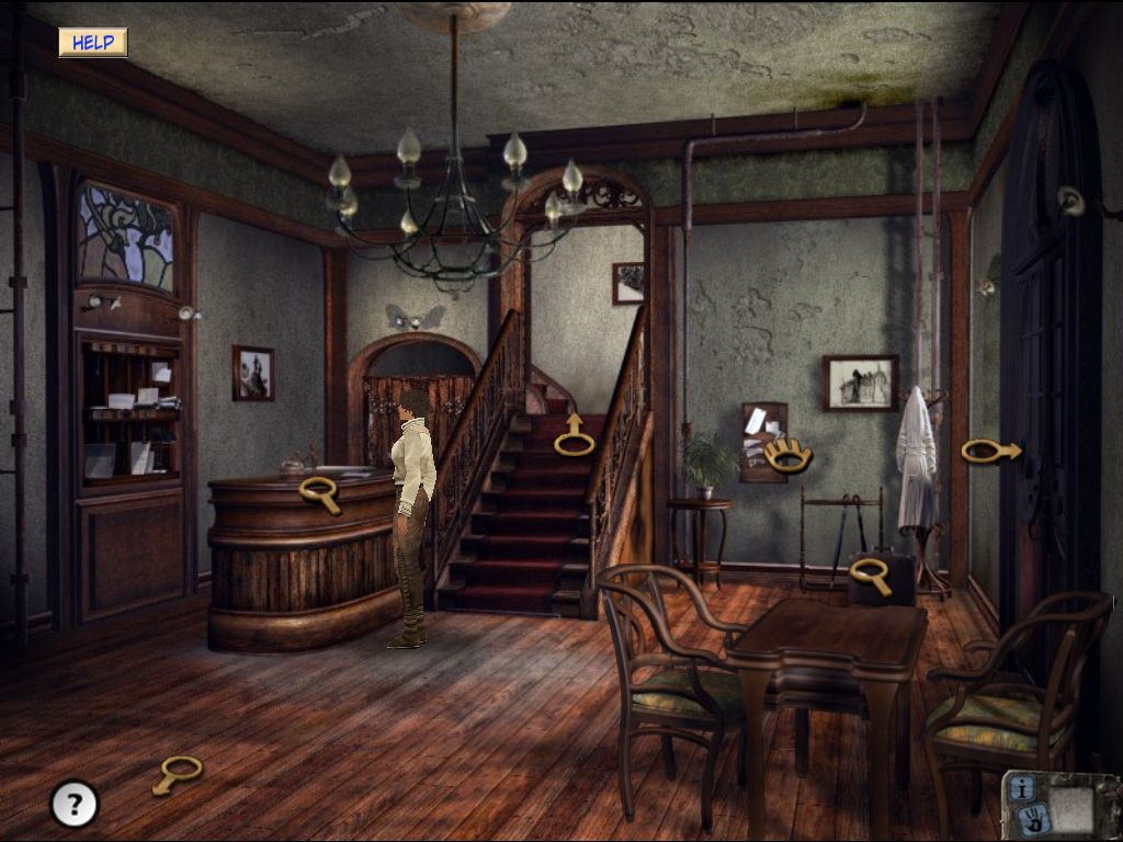 Android players can now try out point-and-click adventure Syberia - Part 1 for free