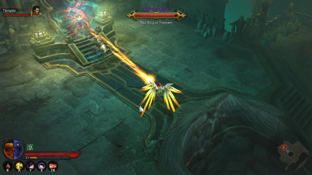 Diablo III: Eternal Collection Switch review -