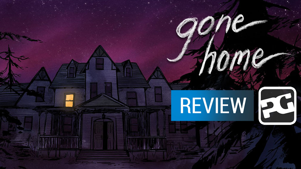 "Gone Home video review - ""A powerful narrative that still packs a punch"""