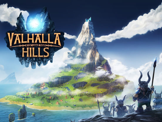Viking village sim Valhalla Hills gets discounted to £1.99 / $1.99