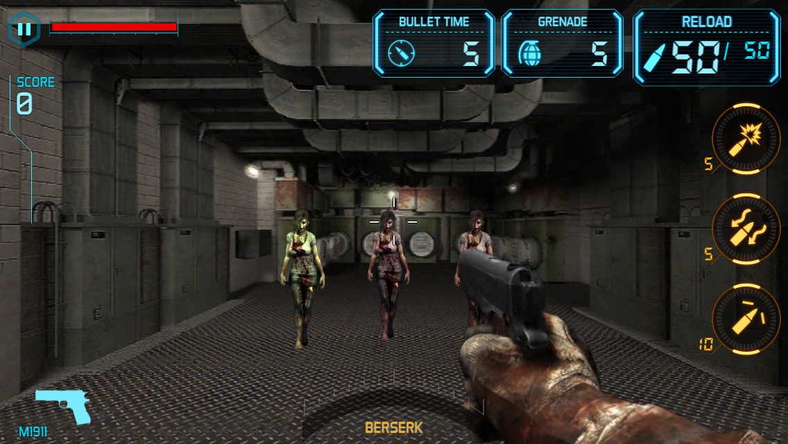 Gun Zombie Apk Mod Hack