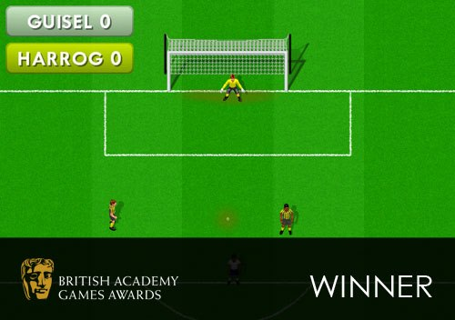 The Room, New Star Soccer, and SongPop win big at the BAFTA Games Awards