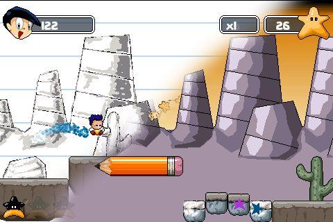Dynamo Kid Android, screenshot 1