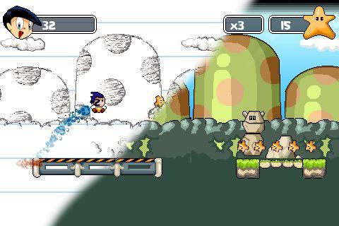 Dynamo Kid Android, screenshot 2